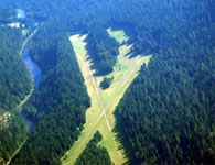 Moose Creek USFS Airport - 1U1