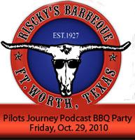 Pilots Journey BBQ